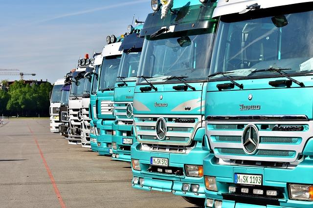 Części do naczep ciężarowych