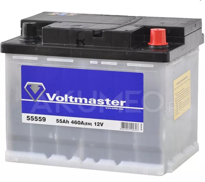 akumulator voltamaster 55ah