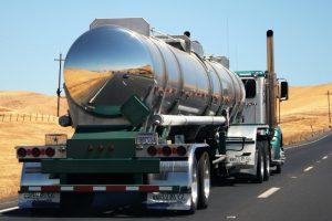 bezpieczny transport cysternami ADR
