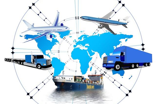 transport międzynarodowy - logistyka