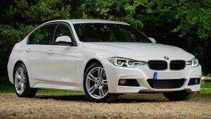 wynajem samochodu na wyjazd służbowy - BMW
